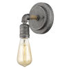 This item: Grayson Antique Gray One-Light Wall Sconce