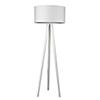 This item: Tourer White One-Light Floor Lamp