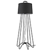 This item: Lamia Matte Black One-Light Floor Lamp