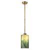 This item: Monet Brass One-Light Mini Pendant