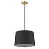 This item: Lamia Gold One-Light Pendant