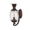 This item: Lanai Black Coral Two-Light 18-Inch Outdoor Wall Mount