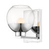 This item: Osono Chrome LED Bath Sconce