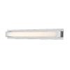 This item: Elara Brushed Nickel 39-Inch LED Bath Vanity