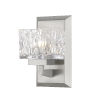 This item: Rubicon Brushed Nickel LED Bath Sconce