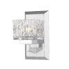 This item: Rubicon Chrome LED Bath Sconce