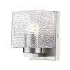 This item: Barrett Brushed Nickel LED Bath Sconce