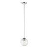 This item: Marquee Chrome One-Light Mini Pendant