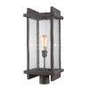 This item: Fallow Deep Bronze 23-Inch One-Light Outdoor Post Mount