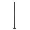 This item: Black 76-Inch Outdoor Post