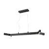 This item: Arcano Black Five-Light LED Pendant