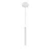 This item: Forest Matte White LED One-Light Mini Pendant