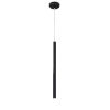 This item: Forest Matt black LED One-Light Mini Pendant