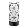 This item: Estevau 2 Matte Black One-Light Table Lamp