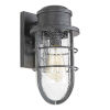 This item: Braemore Oil Rubbed Bronze One-Light Outdoor Wall Sconce