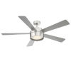 This item: Whitehaven Brushed Nickel 52-Inch Ceiling Fan