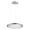 This item: Arezzo 3 Silver 15-Inch LED Pendant
