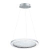 This item: Arezzo 3 Chrome 18-Inch LED Pendant