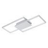 This item: Milanius Silver 20-Inch LED Flush Mount