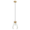 This item: Montey Gold One-Light Pendant