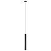 This item: Tortoreto Black 24-Inch GU10 LED Pendant