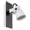 This item: Trillo White and Black Five-Inch LED Track Light
