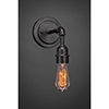 This item: Vintage Dark Granite Two-Inch One-Light Wall Sconce