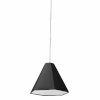 This item: Black One-Light Pendant