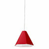 This item: Red One-Light Pendant