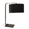 This item: Black 19-Inch One-Light Table Lamp