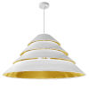 This item: Aranza White Gold Four-Light Pendant