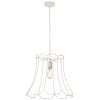 This item: Belenko White 18-Inch One-Light Pendant