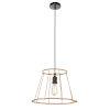 This item: Belenko Matte Gold 16-Inch One-Light Pendant