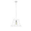 This item: Belenko Matte White 16-Inch One-Light Pendant