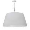This item: Brynn White 26-Inch One-Light Pendant