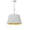 This item: Brynn White Gold 14-Inch One-Light Pendant