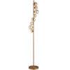 This item: Glasgow Vintage Bronze Eight-Light Floor Lamp