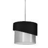 This item: Jazlynn Black Gray One-Light Pendant