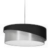 This item: Jazlynn Black Gray Three-Light Pendant