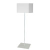 This item: Maine White One-Light Slope Floor Lamp