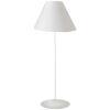This item: Maine White One-Light Tapered Floor Lamp
