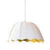 This item: Noa White Gold 15-Inch One-Light Pendant