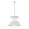 This item: Patricia White One-Light Pendant