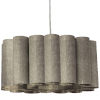 This item: Sandra Milano Gray 24-Inch Four-Light Pendant