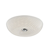 This item: Mackerel 12-Inch LED Flush Mount