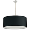 This item: Black 28-Inch One-Light Pendant