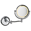 This item: Magnifier Mirrors Polished Chrome 3-Inch LED Specialty Lamp