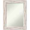 This item: Alexandria White 23W X 29H-Inch Decorative Wall Mirror