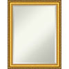This item: Colonial Gold 22W X 28H-Inch Decorative Wall Mirror