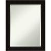 This item: Manteaux Black 22W X 28H-Inch Decorative Wall Mirror